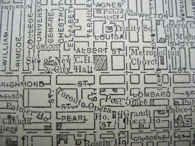 Map - City Hall